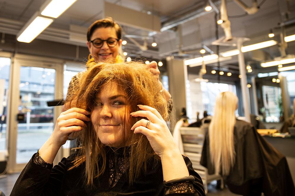 vejle frisør